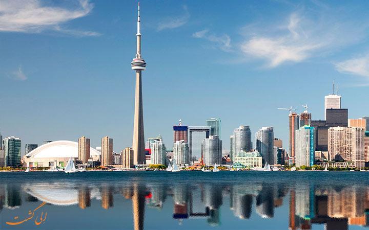 راهنمای سفر به تورنتو