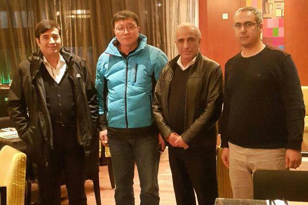 توافق اولیه مسئولان قایقرانی ایران با لیو چیون چینی