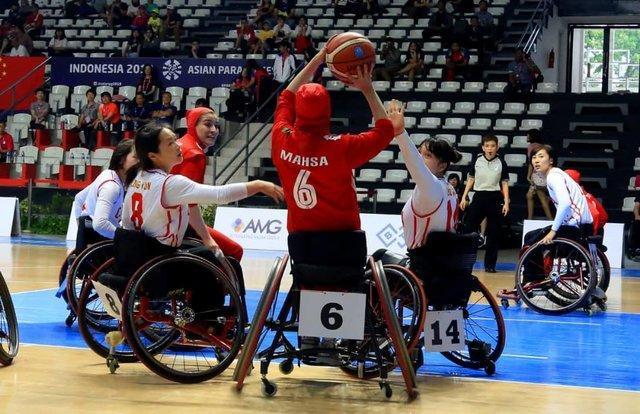 بانوان بسکتبال باویلچر در انتظار اعزام به تایلند برای کسب سهمیه پارالمپیک توکیو