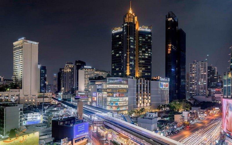 معرفی هتل دریم بانکوک ، 5 ستاره