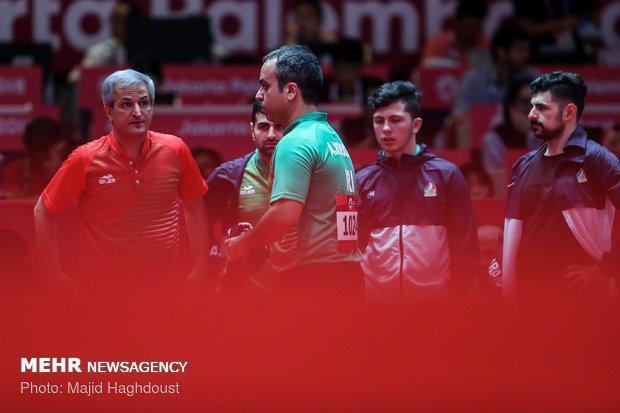 ترکیب تیم ملی تنیس روی میز برای مسابقات قهرمانی دنیا تغییر می نماید