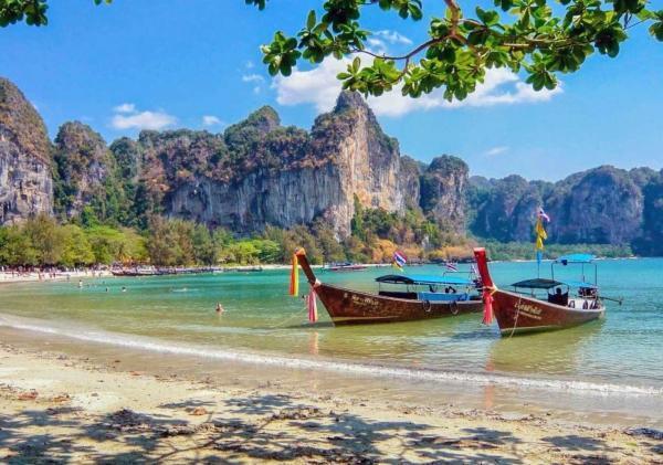 دیدار از سرزمین زیبایی ها، در تور تایلند
