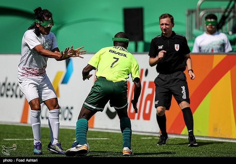 فوتبال پنج نفره قهرمانی آسیا، رجحان ایران مقابل مالزی در گام نخست