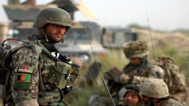 فرمانده ارشد طالبان در حمله هوایی ارتش افغانستان کشته شد