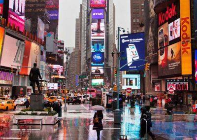 نیویورک؛ مرکز ساختمان های سر به فلک کشیده