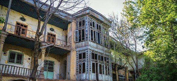 انجام نیمی از بازسازی کامل گراند هتل قزوین