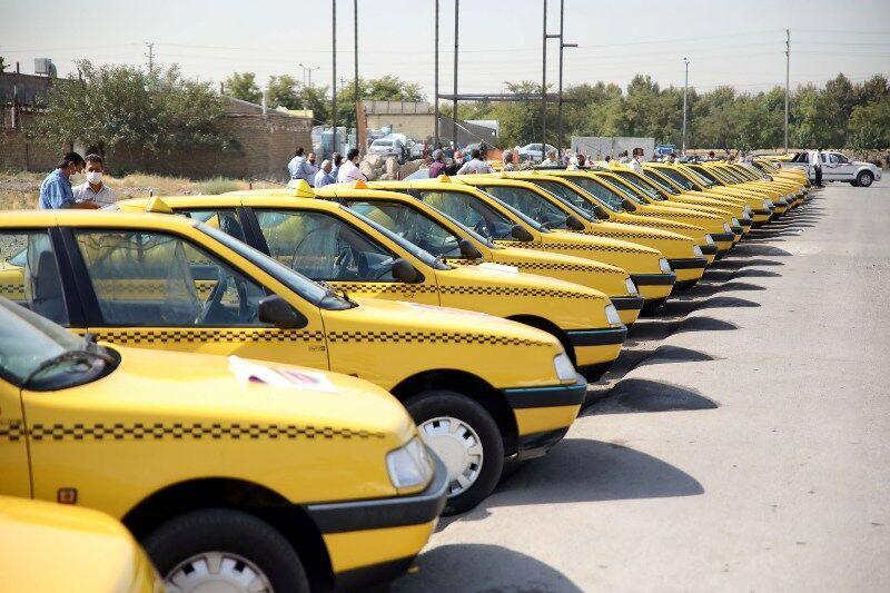 خبرنگاران 320 دستگاه تاکسی فرسوده در مشهد نوسازی شد