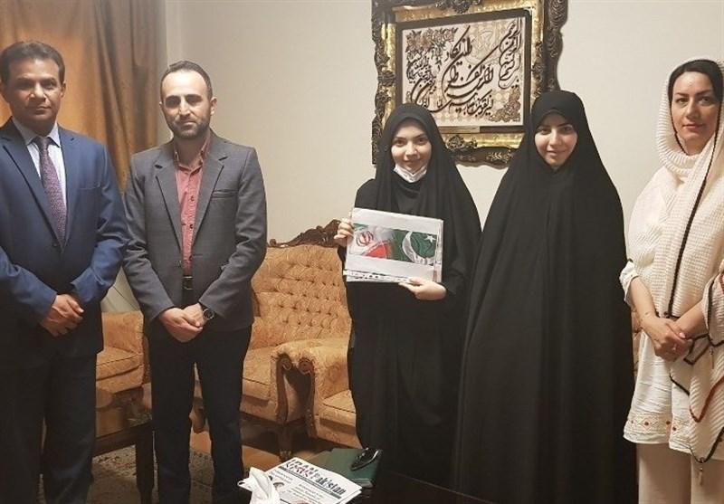 رایزن فرهنگی سفارت پاکستان: آماده برقراری ارتباط گسترده با گروه های دانشجویی ایرانی هستیم