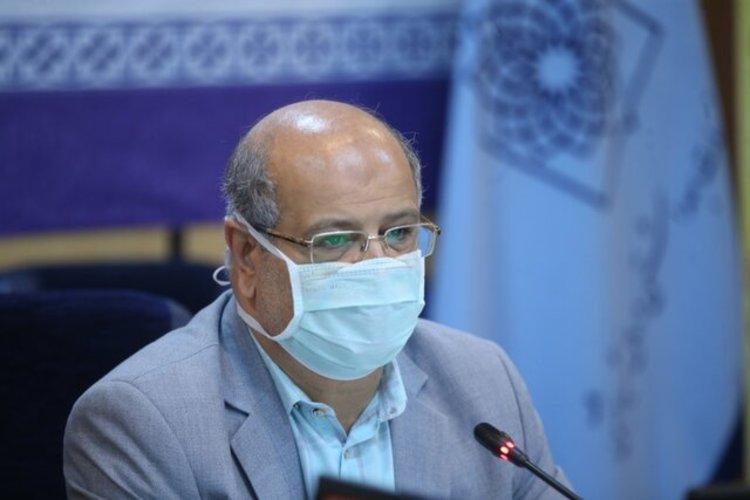 هشدار زالی درباره شرایط کرونا در تهران