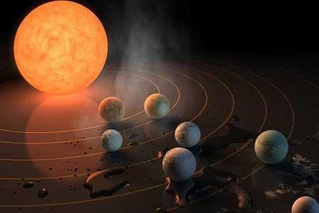 کشف 45 سیاره دارای ویژگی های مشابه زمین!