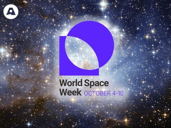 اسامی روز های هفته جهانی فضا اعلام شد ، شعار سال جاری، ماهواره ها زندگی را بهتر می نمایند