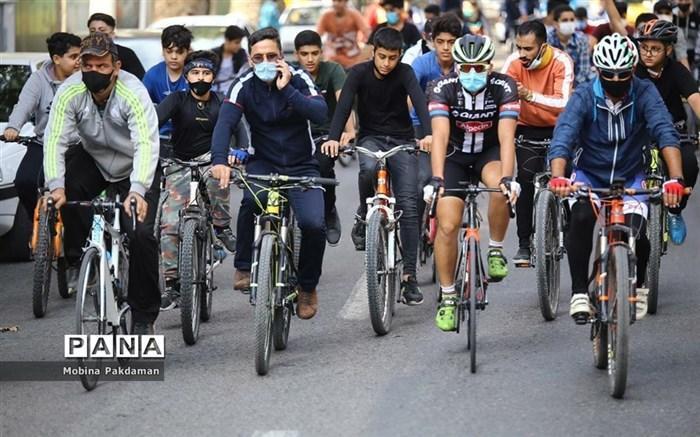 آموزش دوچرخه سواری برای 4000 سرباز