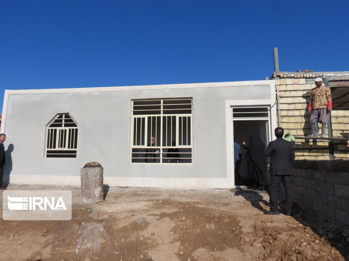 خبرنگاران فروش خانه های شهرک یولاق ساوه برای ساخت 100 باب مسکن روستایی تصویب شد