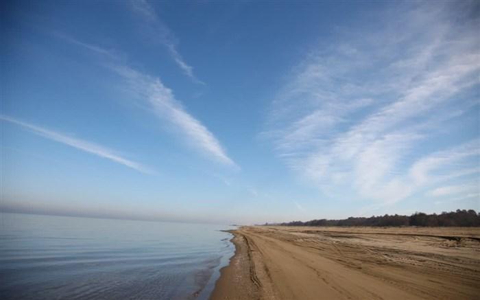 نظر رییس سازمان محیط زیست درباره استمرار اتصال آب دریای خزر به خلیج گرگان