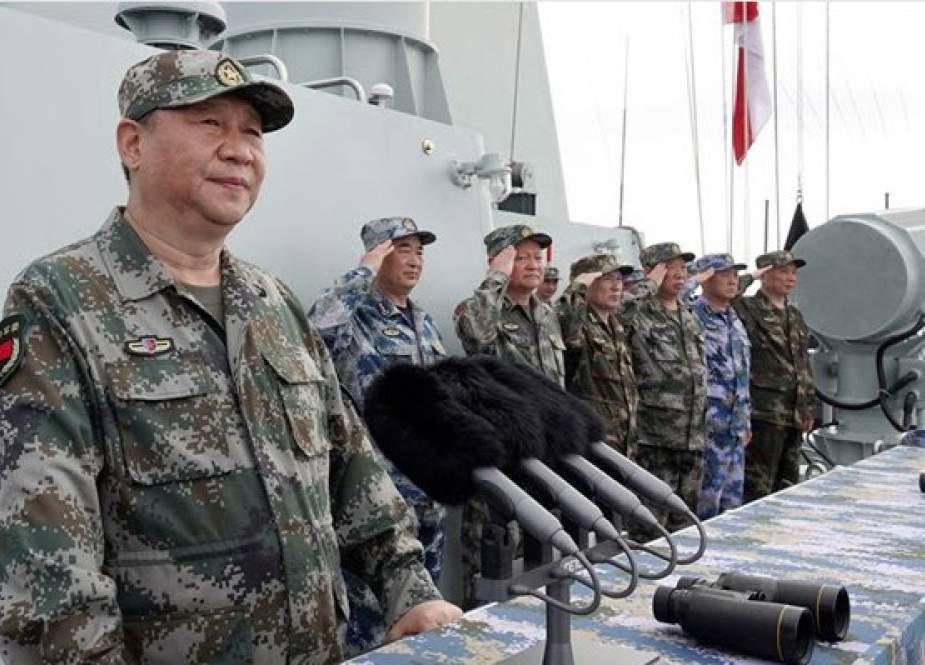 تقابل اژدهای زرد با گانگسترها در تایوان ، چین برای مقابله نظامی با آمریکا آماده می گردد؟