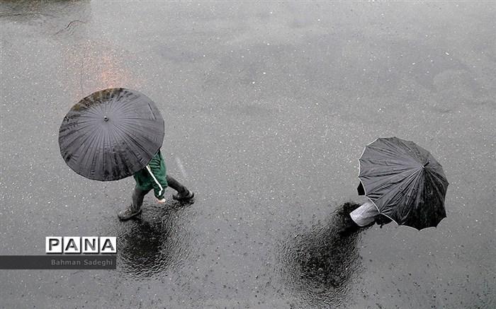 تهران، شنبه شب بارانی و خنک می گردد