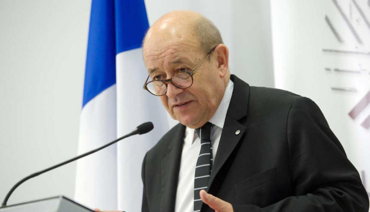 وزیر خارجه فرانسه :لبنان مانند کشتی تایتانیک حتما غرق می&zwnjشود