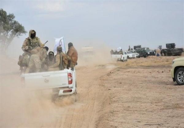 عراق، آزادسازی 25هزار هکتار از دیالی توسط حشد شعبی