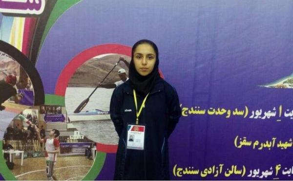 بانوی وزنه بردار خوزستانی: بهترین روزها را برای خودم متصورم