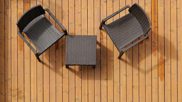 میز و جایگاه فضای باز : دورهمی آخر هفته با بهترین مبلمان باغی