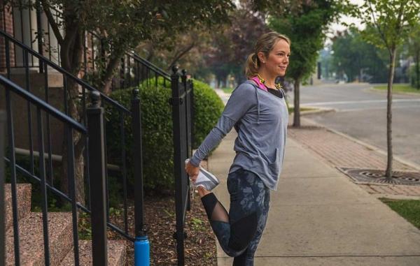 10 تمرین ورزشی برای تناسب اندام خانم ها در خانه