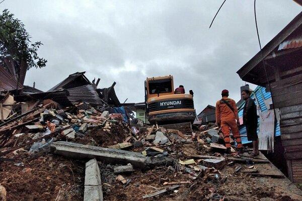 شمار کشته های زلزله اندونزی به 67 نفر افزایش یافت