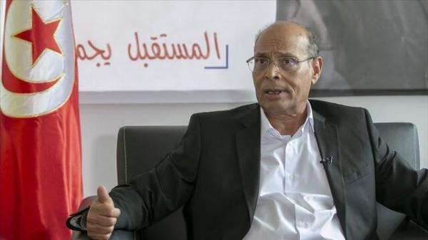 المرزوقی: تونس در شرایط درگیری بر سر قدرت به سر می برد