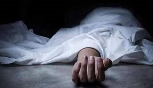 قاتل قبل از اعدام در زندان مرد