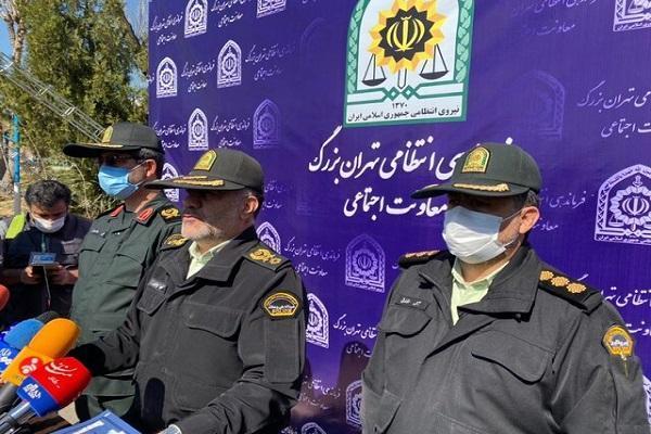 افزایش 20 تا 30 درصدی ترافیک پایتخت ، رد پدیده پشت بام خوابی در تهران