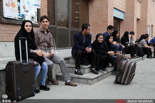 خوابگاه های متاهلی دانشگاه شیراز با ظرفیت پذیرش بیش از 100 خانوار خبرنگاران