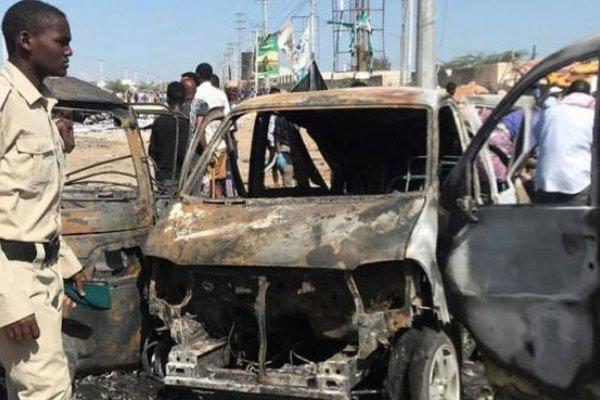 انفجار انتحاری در پایتخت سومالی 20 تن را به کام مرگ فرستاد