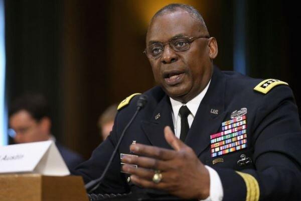 وزیر دفاع آمریکا و رئیس ستاد مشترک ارتش پاکستان مصاحبه کردند