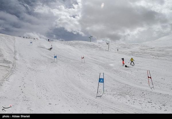 لیگ اسکی آلپاین، صدرنشینی ساوه شمشکی و احمدی در روز پایانی