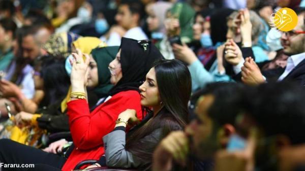 (تصاویر) کنسرت موسیقی برای نخستین بار در موصل