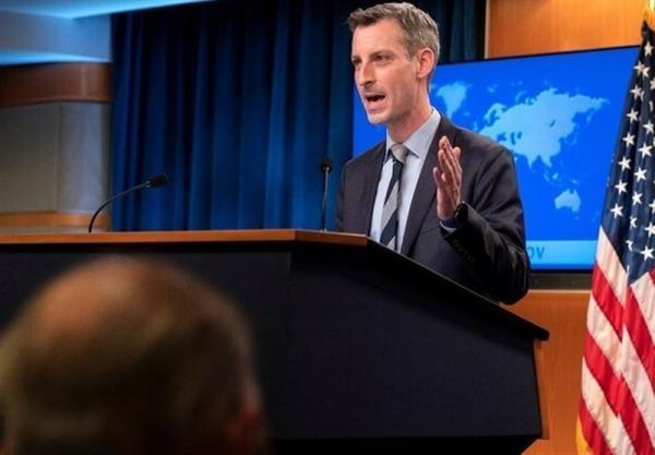 واشنگتن: حق پاسخگویی به حمله راکتی اربیل را برای خود محفوظ می داریم