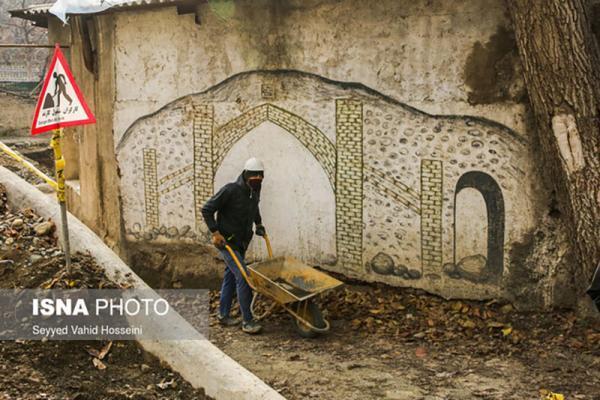 بازسازی 1000 بنا در یزد طی سال 99 ، پویایی 20 کارگاه بازسازیی در امسال