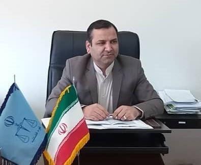 بازدید سرپرست دادسرای ناحیه 18 تهران از مرکز بستری بیماران کرونایی