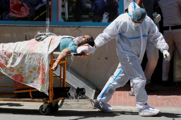 آمار واقعی قربانیان کرونا در دنیا 7 میلیون نفر است