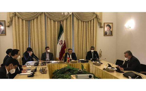 جلسه سه جانبه ایران، روسیه و چین در وین برگزار گردید