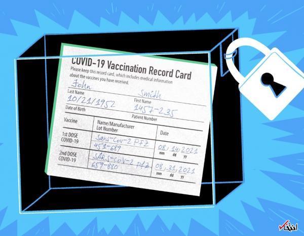 ماجرای داروخانه ای که کارت جعلی واکسیناسیون می فروخت!