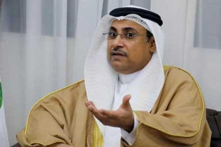 حمله رئیس مجلس عربی به ایران و تمجید از عربستان