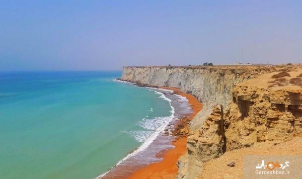 آشنایی با ساحل صخره ای چابهار یا ساحل دریا عظیم