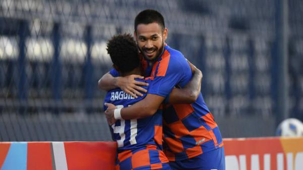 نتایج گروه J لیگ قهرمانان آسیا ، پورت اف سی، گوانجو را شکست داد
