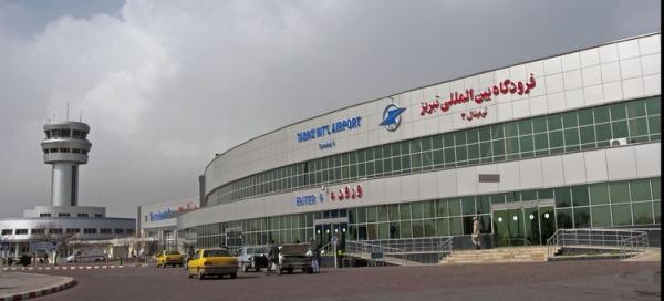 نقص فنی پرواز تبریز، تهران