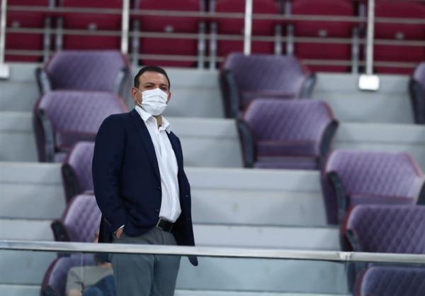 تور دوحه: عزیزی خادم در قطر با اینفانتینو ملاقات می نماید