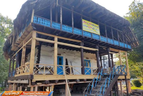 بازسازی منزل: بازسازی و بهسازی خانه روستایی پارک ملت رشت
