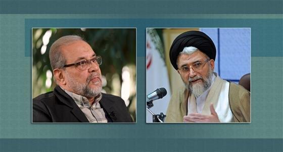 پیغام تبریک وزیر اطلاعات در پی انتصاب دبیر مجمع تشخیص مصلحت نظام