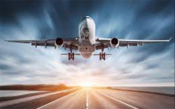 پروازها بر اساس ساعت مندرج در بلیت انجام می گردد